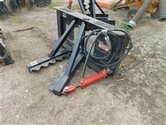 2019 Industrias America Hydraulic Post Puller