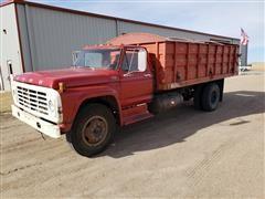 1977 Ford F750 Grain Truck