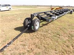 2019 Industrias America 440 40' Header Trailer
