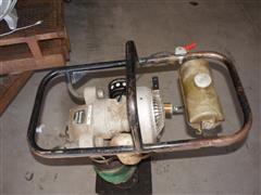 Wacker Gas Driven Packer