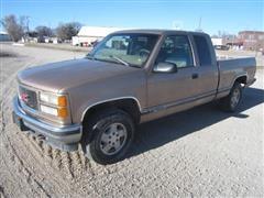 1995 GMC Sierra K1500 Pickup