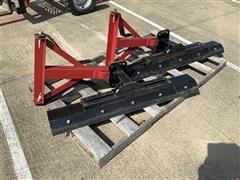 2016 Mahindra KSB5 5' 3-Pt Slide Blade