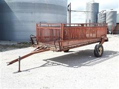 Plymouth 6' X 14' Livestock Transporter