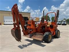 1991 DitchWitch 4010 4x4 Trencher