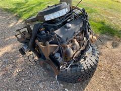 Chevrolet 454 Motor