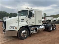 2013 Mack CXU613 T/A Truck Tractor