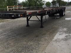 2007 Fontaine Flatbed Trailer