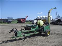 1997 John Deere 3970 Forage Harvester