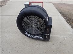 Keho Super Flo 3 Phase Aeration Fan