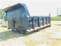 13' Dump Truck Box & Hydraulic Cylinder