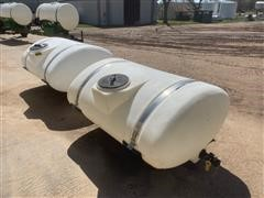 Wylie Front Weight Mount Tanks