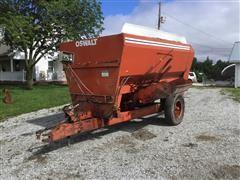 Oswalt 320 Feeder Wagon