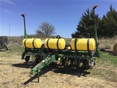 "John Deere 7200 6R30"" MaxEmerge 2 Vacumeter Planter"