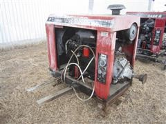Case IH 6590TA Power Unit