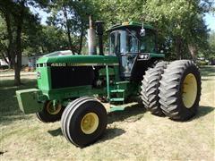 1983 John Deere 4650 2WD Tractor