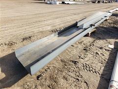 Behlen Steel Rafters
