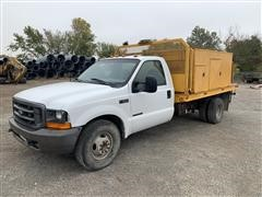 2000 Ford F350XL Super Duty 2WD Service Truck