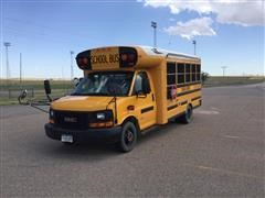 2009 GMC Blue Bird School Bus