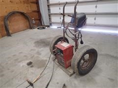 Century 110-110109 AC Welder & Cart