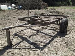 Homemade S/A Trailer Frame