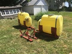 Snyder Poly Saddle Tanks