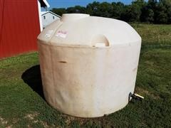 Snyder 1400-Gal Fertilizer/Water Tank