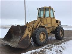 Caterpillar 930 Wheel Loader