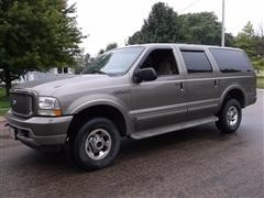 2003 Ford Excursion Limited 4X4 SUV