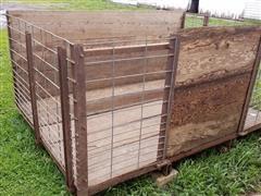 Custom 3-Pt Livestock Mover