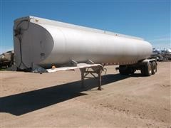 1971 Trailmobile T/A Tanker Trailer