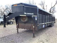 2012 Gooseneck A8A2 Tri/A Livestock Trailer