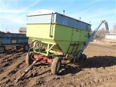 Parker 4 Wheel Grain Cart