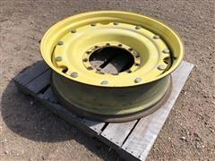 John Deere 38Xw12 Rim With Insert