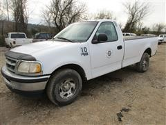 1997 Ford F150XL Pickup