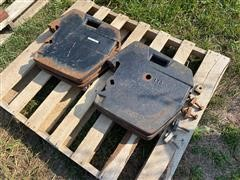 Case IH /New Holland TF-173 100 Lb Suitcase Weights