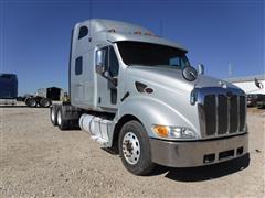 2010 Peterbilt 387 T/A Truck Tractor