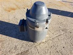 Weg High Thrust Hollow Shaft Vertical Electric Motor