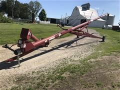 "Hutchinson Mayrath 10"" X 72' Grain Auger"