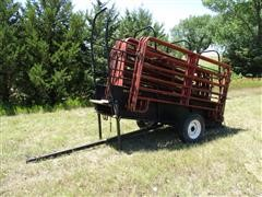 Winkel Portable Loading Chute & Farmaster Panels