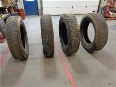 Dayton Driver Radial Deep Skid 285/75R24.5 Truck Tires