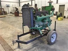 John Deere 531 Diesel Power Unit