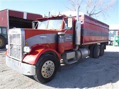 1982 Freightliner FLC120 T/A Grain Truck