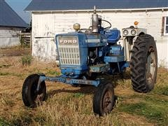 1971 Ford 4000 2WD Tractor