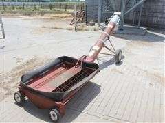Hutchinson Hydraulic Driven Hopper Auger
