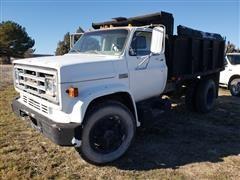 1974 GMC 6000 Dump Truck
