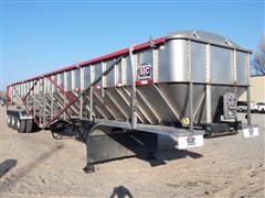 2014 Setc 5030 Bulk Bed / Live Bottom Trailer