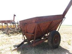 Eddins 66-12 Grain Cart