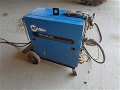 Miller Millermatic 200 Feed Wire Welder (INOPERABLE)