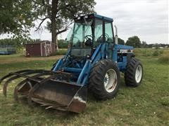 1993 Ford 9030 Bi Directional Tractor With Loader
