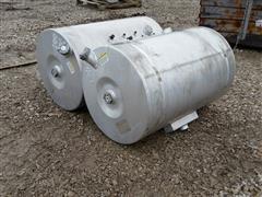 Aluminum 50 Gal Fuel Tanks